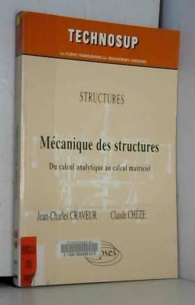 Mécanique des Structures...