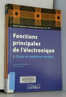Electronique analogique :...