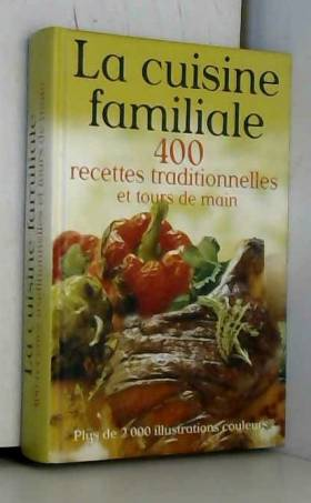 Cuisine familiale (la) 400...