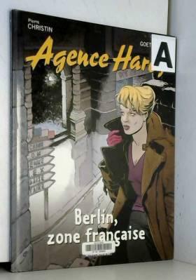 Agence Hardy - tome 5 -...