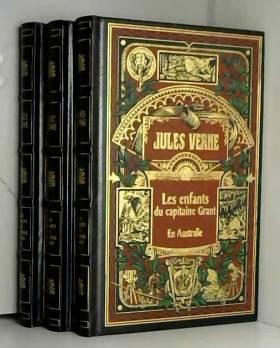 Lot de 3 livres de Jules...