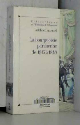 La Bourgeoisie parisienne...
