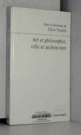 Art et philosophie, ville...