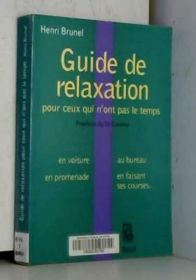 Guide de relaxation pour...