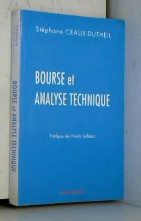 Bourse et analyse technique