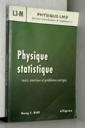 Physique statistique :...