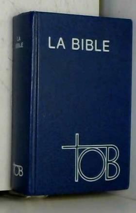 COLLECTIF - Nouveau Testament. Traduction oecuménique de la Bible.