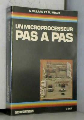 Un Microprocesseur pas à...