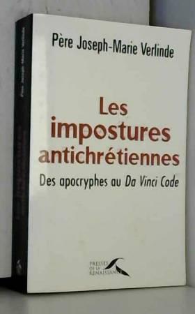 IMPOSTURES ANTICHRETIENNES