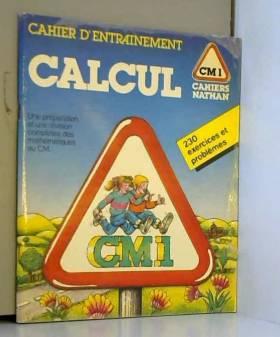 Collectif - Barrat calcul CM1