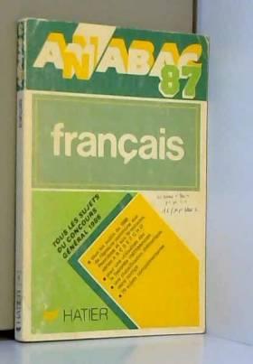 Anabac 87 - Français...