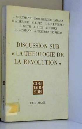 Discussion Sur La Theologie...