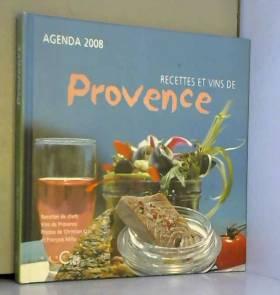 Agenda 2008 Recettes Vins...