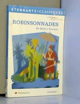 Robinsonnades : De Defoe à...