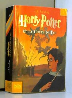 Harry Potter, Tome 4 :...