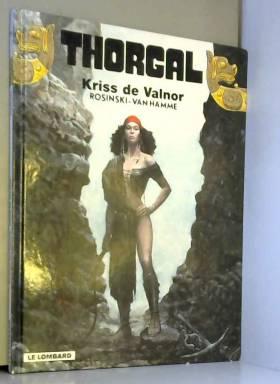 Thorgal, tome 28 : Kriss de...