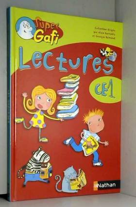 Super Gafi, lectures CE1