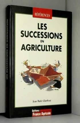 Les successions en agriculture