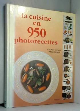 La cuisine en 950...