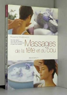 Massages de la tête et du cou
