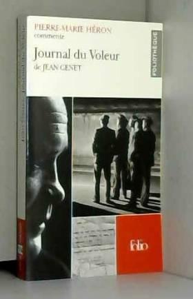 Journal du voleur de Jean...