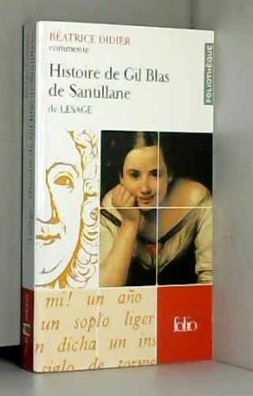 Histoire de Gil Blas de...