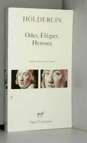Odes - Élégies - Hymnes
