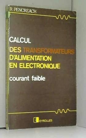 Calcul des transformateurs...