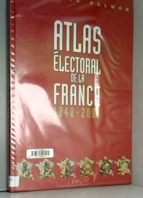 Atlas électoral de la...