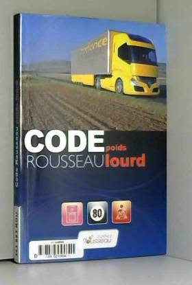 Code Rousseau - Code poids...