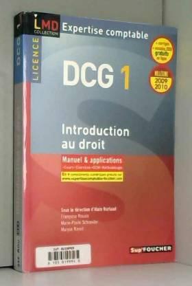 Introduction au droit DCG1...