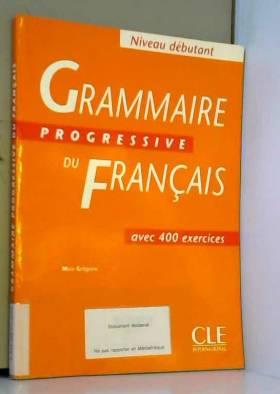 Grammaire progressive...