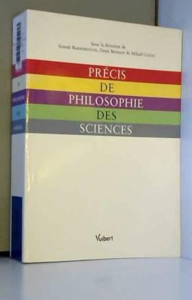 Précis de philosophie des...