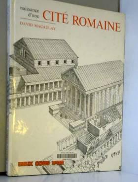 Naissance d'une cité romaine