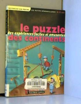 Le puzzle des continents