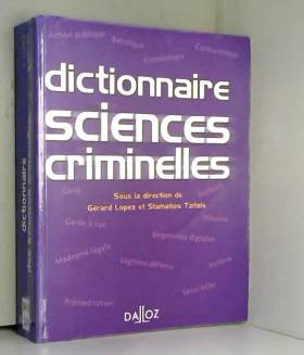 Dictionnaire des sciences...