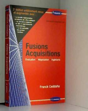 Fusions Acquisitions :...