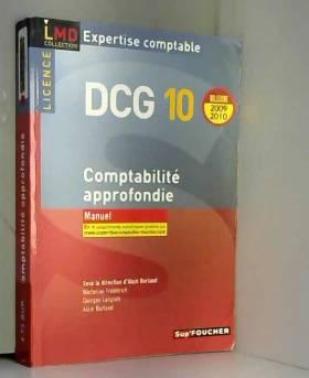 DCG 10 Comptabilité...