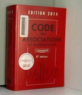 Code des associations et...