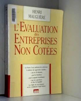 Henri Mauguière - L'évaluation des entreprises non cotées