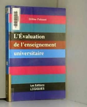 Hélène Poissant - L'évaluation de l'enseignement universitaire