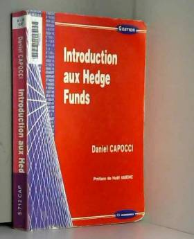 Introduction aux Hedge Funds