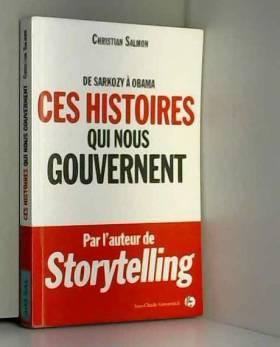 Ces histoires qui nous...