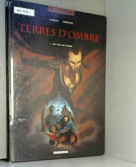 Terres d'ombre, Tome 1 :...