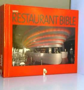 Mini restaurant bible