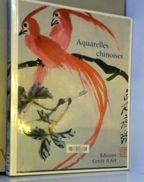Aquarelles chinoises...