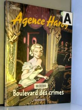 Agence Hardy - tome 6 - Au...