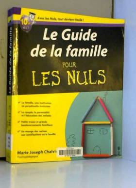 GUIDE DE LA FAMILLE PLN