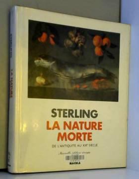 La nature morte : de...