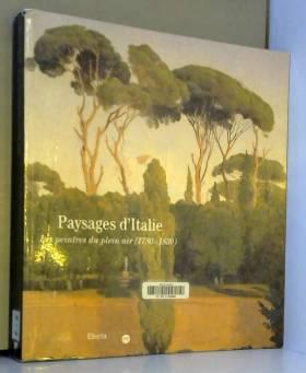 Paysages d'Italie. Les...